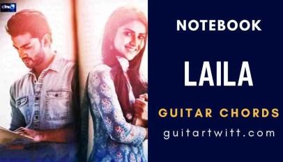 Vaaste Guitar Chords | Dhvani Bhanushali | Nikhil D Souza