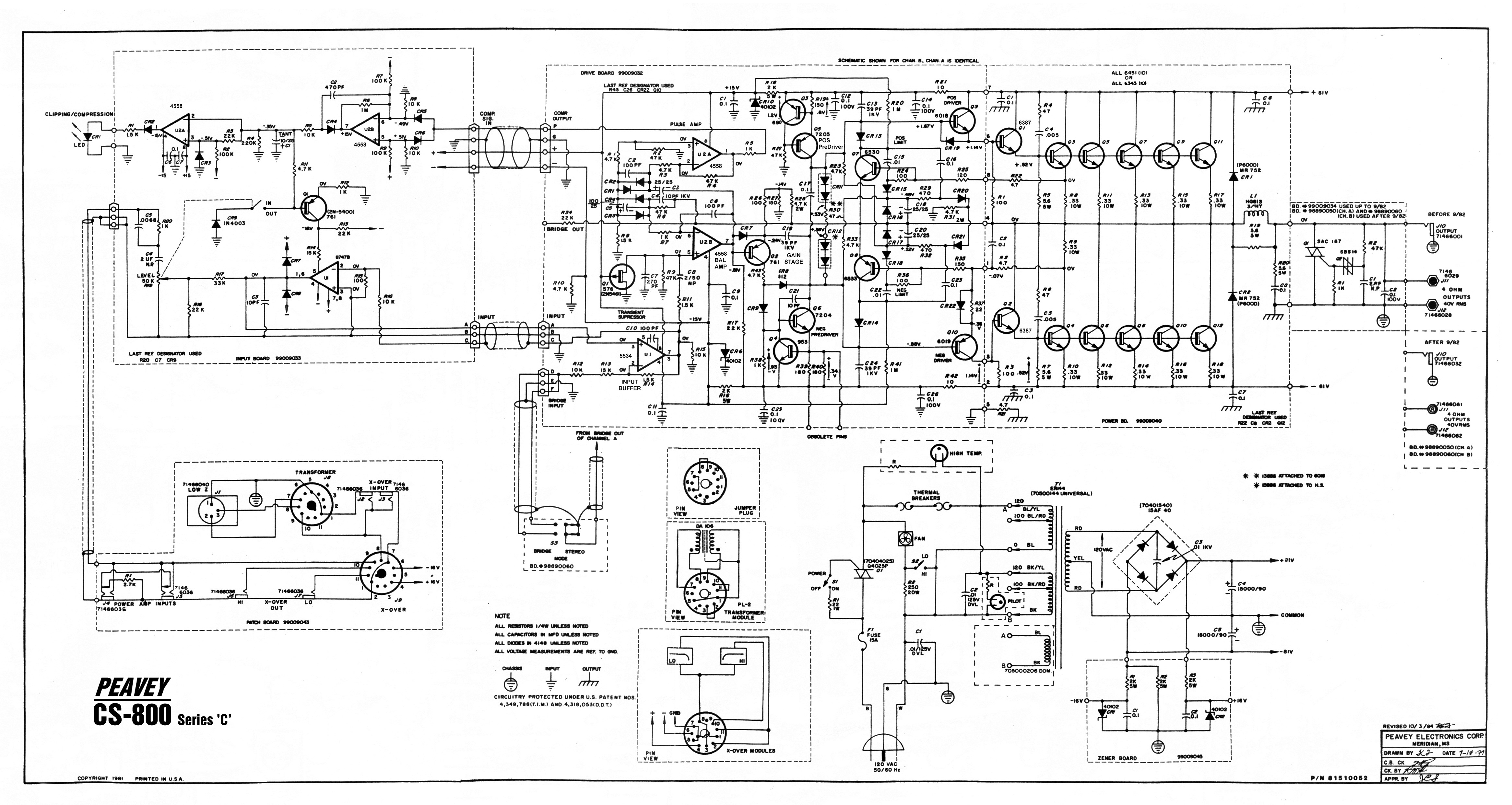 peavey predator wiring diagram manufactured homes 30 images