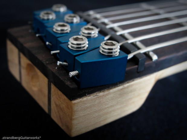 7-string Fanned Fret Headless - In Progress and Finished Work -  ProjectGuitar.com
