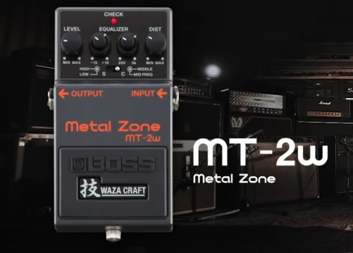 Boss Release Waza Craft Dimension C & Metal Zone