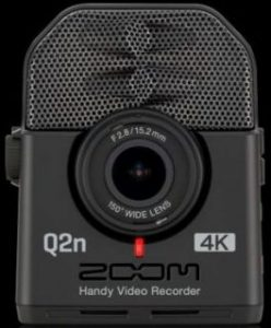 Zoom releases the Q2n-4K