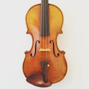 Fine French violin by Pierre Hel