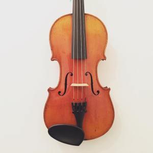 1/2 size German violin