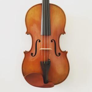 "Modern Handmade viola labelled 'Lutherie d'Art' (15 1/2"")"