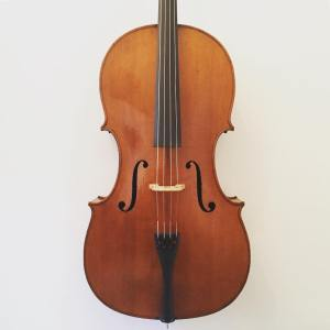 Fine English cello by Thomas Kennedy circa 1820
