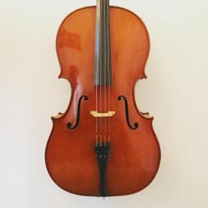 American cello by Jan Bobak