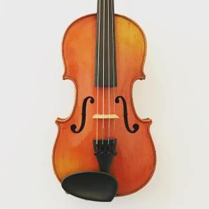 "1/2 size French violin labelled ""El Maestro"" circa 1920"