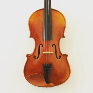 1/2 size Handmade Chinese violin labelled Espressivo