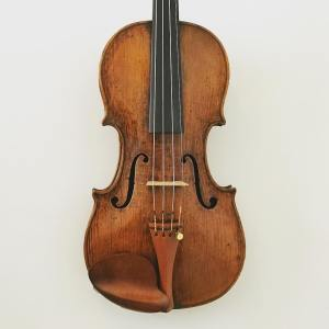 Beautiful & Rare violin by Christoforus Bittig