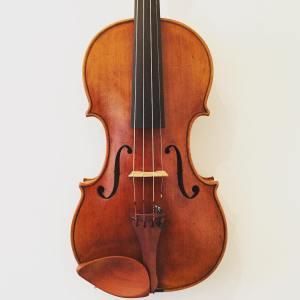 English violin by Susanna Silberg