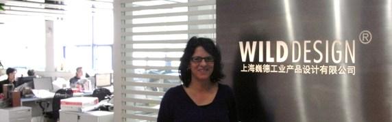 Astrid at Wilddesign, Shanghai