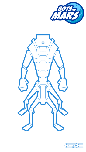Bots on Mars - 05