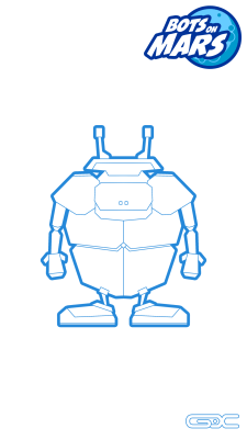 Bots on Mars - 11