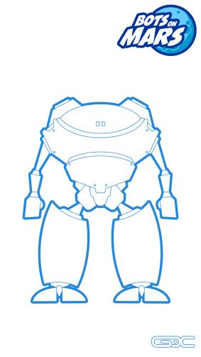 Bots on Mars - 14
