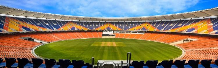 Ahmedabad IPL Venue Stats