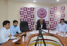 Webinar organized by SGCCI to provide easy understanding of Quarterly Return Monthly Payment (QRMP) Scheme