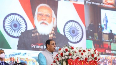 Launch of a new chapter in the integrated development of Kevadia Prime Minister Shri Narendra Modi inaugurated Kevadia railway station and 8 new trains