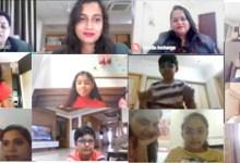A Virtual Orientation Program was held at Goenka International School, Surat