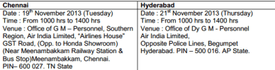 Air India Limited Data Entry Operators Vacancies 2013 Jobs