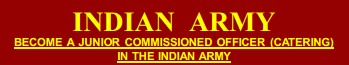 Indian Army NCC Special Entry Scheme Recruitment 2014