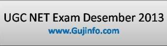 UGC NET Exam December 2013 Gujarat Candidate List & Seating Arrangement