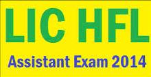 LICHFL Assistant Online Exam 2014