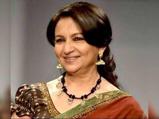 Sharmila Tagore: શર્મિલા ટાગોરે કરાવ્યું હતું બોલિવુડની પહેલું બિકીની શૂટ, હવે જણાવ્યો અનુભવ - sharmila tagore opens up about her bikini shoot for magazine filmfare in 1966   I am Gujarat