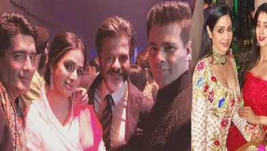 Photo of Sridevi and Anil Kapoor's last video, dance on the hit songs in marriage