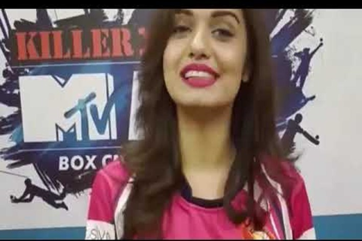 Actress Divya Agarwal