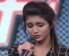 Priya Prakash New Video