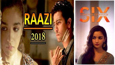 Photo of Alia Bhatt New Raazi Movie Will Release on May 11, 2018