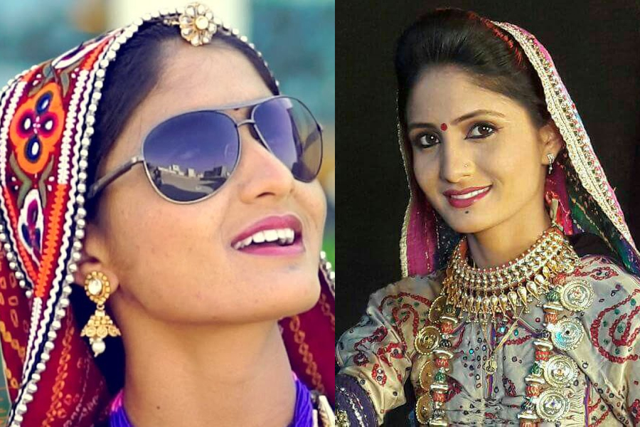 Geeta Rabari Age, Height, Biography, Boyfriend, Weight, Family, Photo, Wiki, song, video