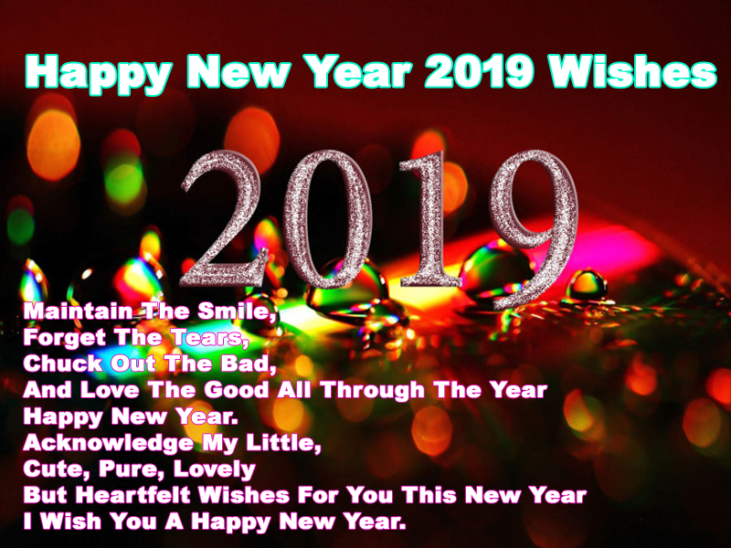 happy new year 2019 images wishes quotes sms wallpapers essay