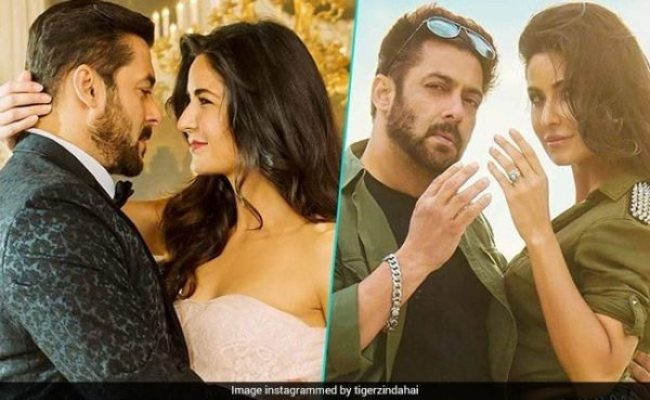 Tiger Zinda Hai And 'Baaghi 2' Songs Included In The Top 10