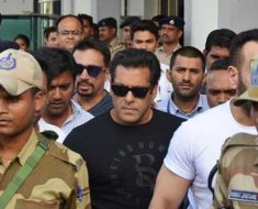 Salman Khan Locked In Jail, The Crowd of Stars In Salman's House