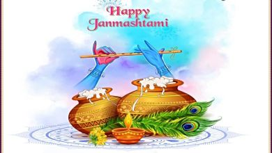 Photo of Krishna Janmashtami Essay In English For Student – Gujunews