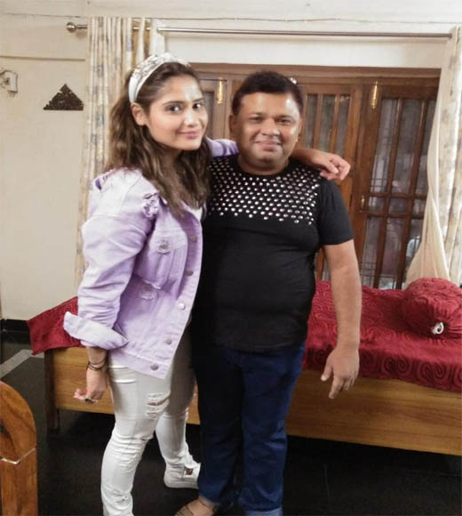 Arti Singh And Vivek Singh