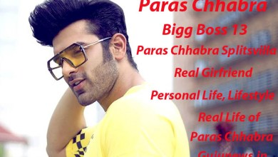 Photo of Paras Chhabra, Wiki, Age, Biography, Girlfriend, Height, Show, Lifestyle, Real Life
