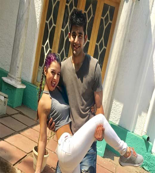 benafsha soonawalla boyfriend, varun sood and benafsha soonawalla,