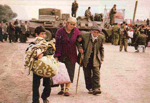 Chechnya.