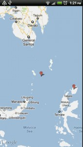 Gempa Indonesia Screen 1