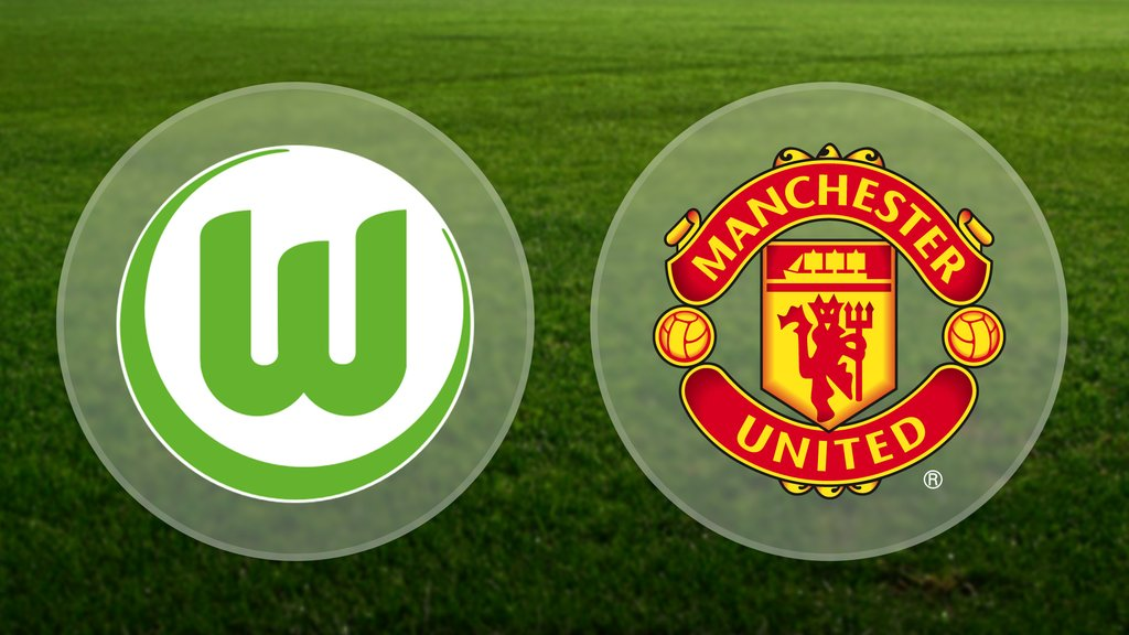wolfsburg manchester united
