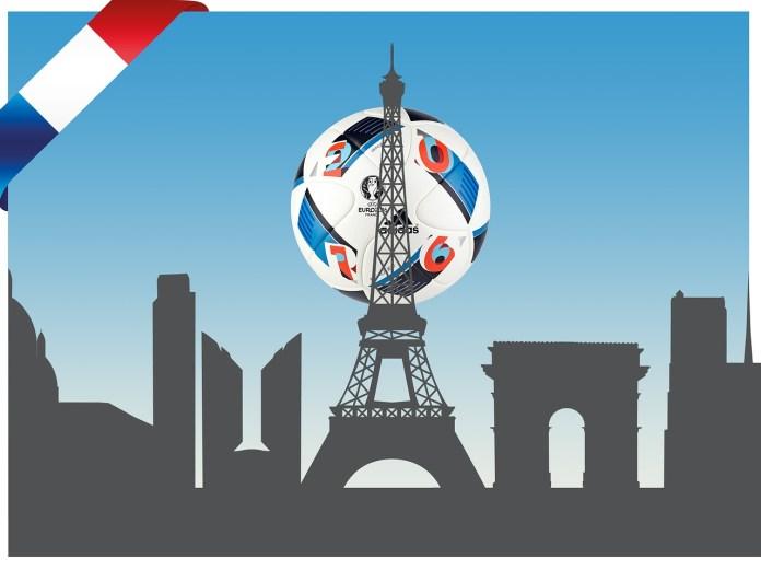Gambaran Tentang EURO 2016 Perancis via pixabay
