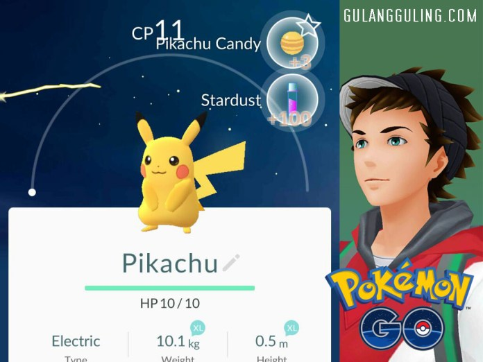 Gambar Profil Game Pokemon Go