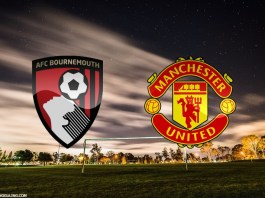 Gambar Ilustrasi pertandingan Bournemouth vs Manchester United