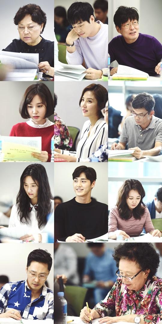 Para pemeran drama Father I'll Take Care of You via soompi