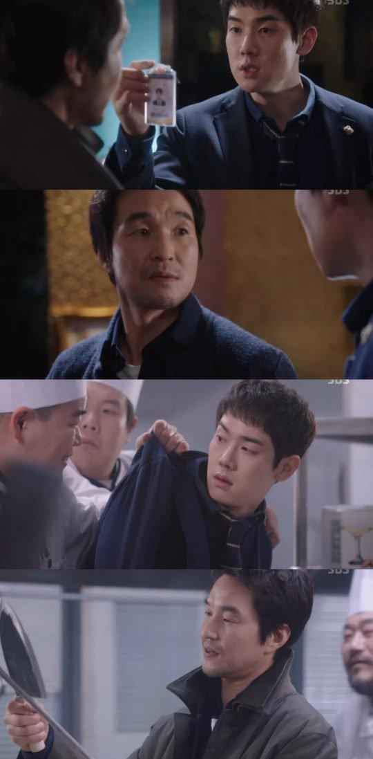 Pertemuan antara Kang Dong-Joo dan Kim Sa-Bu via soompi