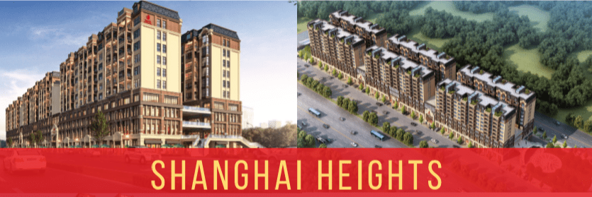 Shanghai Heights Gulberg