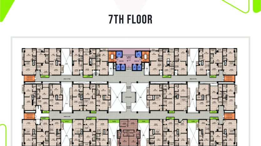 7th floor plan