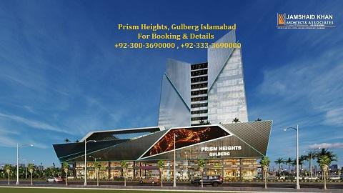 Prism Heights Gulberg Greens Islamabad